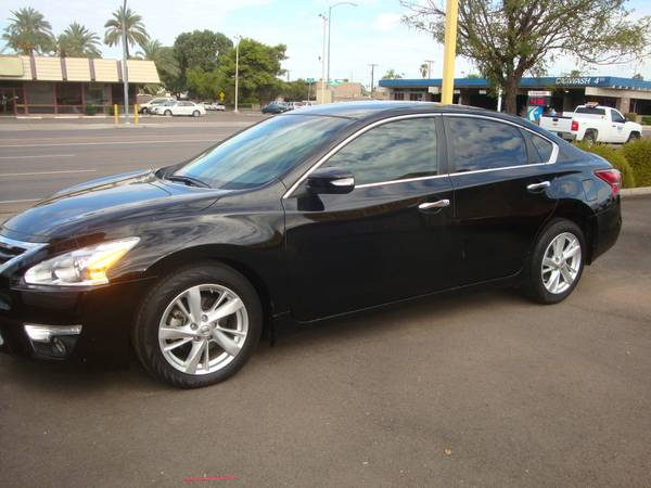 2013 NISSAN ALTIMA 2.5 SL SEDAN * 1 OWNER * 78K navi blind spot ......