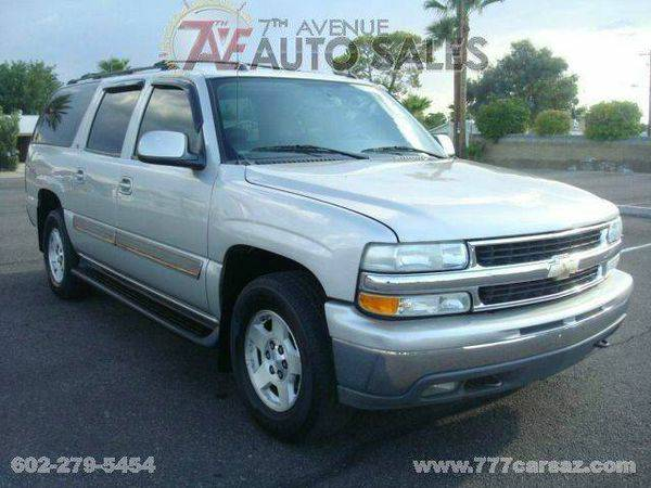 2004 *Chevrolet* *Suburban* 1500 LT 4WD 4dr SUV - BEST PRICES ALL...