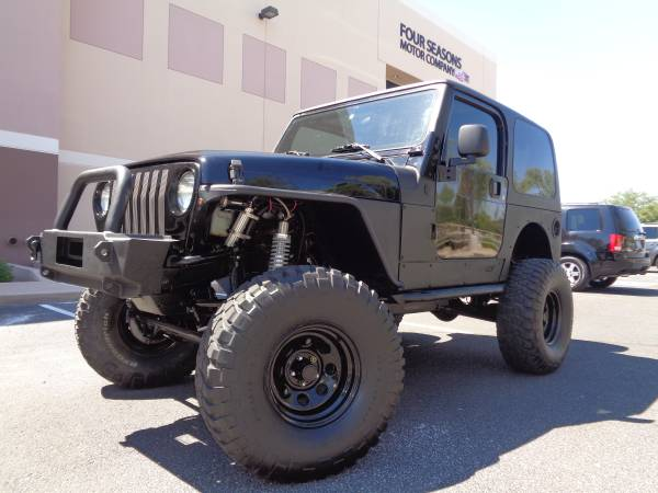 2005 Jeep Wrangler Rubicon**Clean Car Fax**