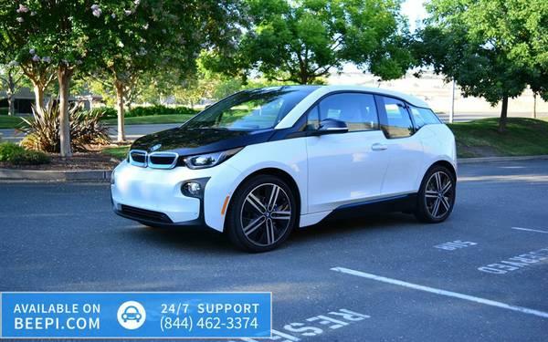 2016 *BMW* *i3* *4dr Hatchbackw/Range Extender* -$36,599