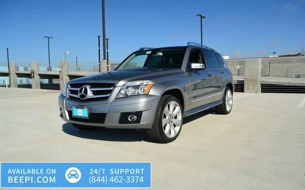 2010 *Mercedes-Benz* *GLK-Class* *RWD* -$19,799