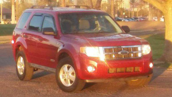 2008 *Ford* *Escape* XLT 4dr SUV V6 *APPROVED NOW!*