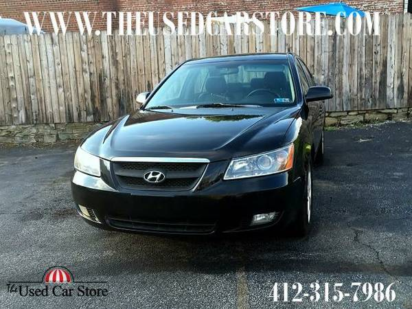 ➠ 2008 HYUNDAI SONATA SE V6 ==Modern & Reliable Sedan w Mach...
