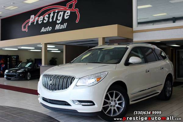 2013 Buick Enclave - HID, Pano, Navi, Backup Cam, 3rd Row & Warranty!