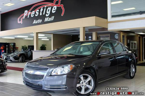 2011 Chevrolet Malibu - 6 Months / 6,000 Mile Warranty Included