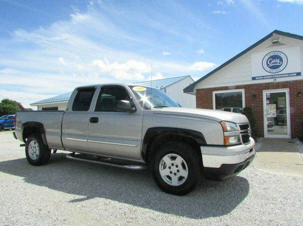 2007 *Chevrolet* *Silverado* *1500* *Classic* LT1 4dr Extended Cab...