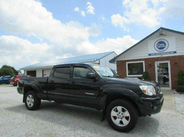 2009 *Toyota* *Tacoma* V6 4x4 4dr Double Cab 6.1 ft. SB 5A - GET...