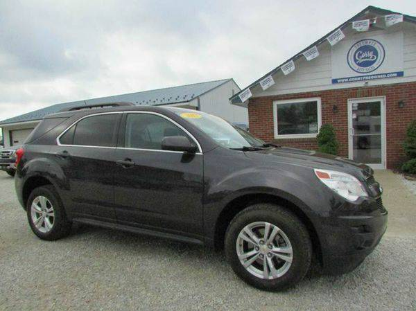 2013 *Chevrolet* *Equinox* LT AWD 4dr SUV w/ 1LT - GET APPROVED TODAY!