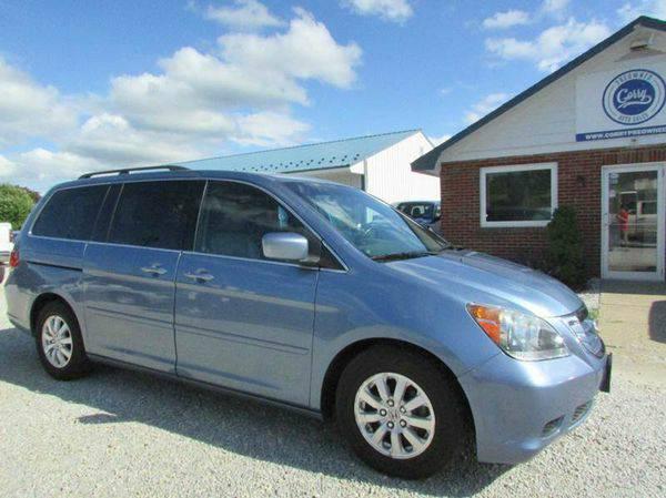 2008 *Honda* *Odyssey* EX-L w/DVD 4dr Mini Van w/DVD - GET APPROVED...