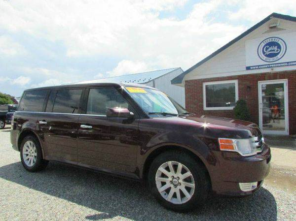 2009 *Ford* *Flex* SEL AWD Crossover 4dr - GET APPROVED TODAY!