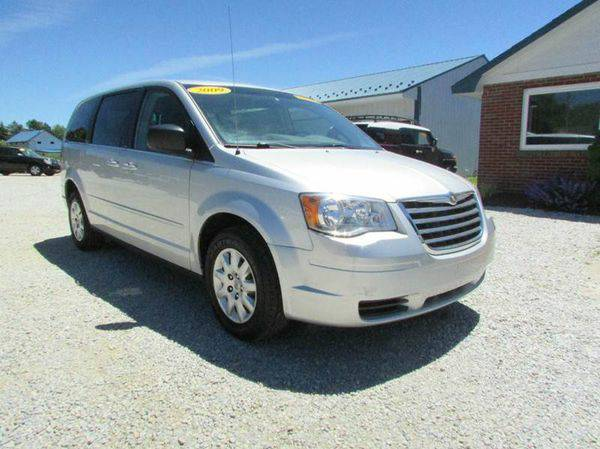2009 *Chrysler* *Town* *and* *Country* LX Mini Van 4dr - GET APPROVED