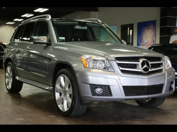 2010 *Mercedes-Benz* *GLK-Class* *GLK350 Htd Seats Back Up Sport Pkg*