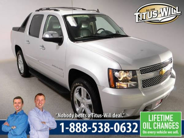 Lowest Price Guarantee - 2011 Chevrolet Avalanche 1500 LTZ Truck
