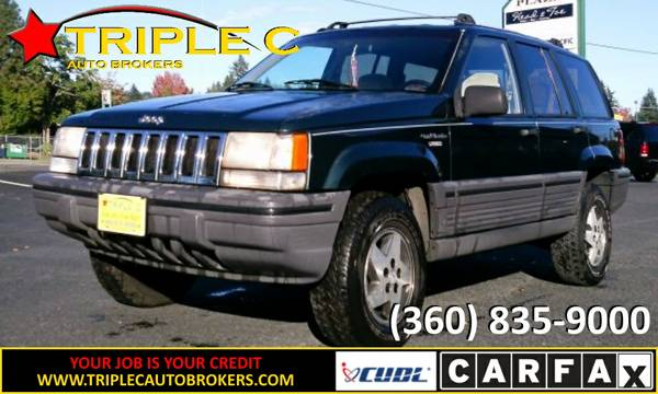 1994 JEEP GRAND CHEROKEE LAREDO 4X4 ~ IN-HOUSE ~ BUY HERE PAY HERE!