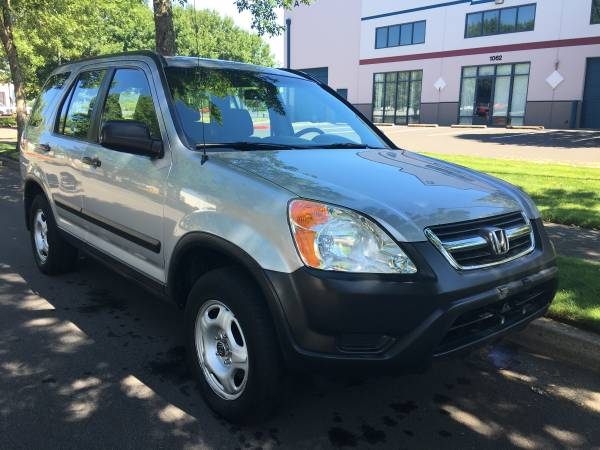 2004 Honda CRV AWD SUV 2005 Pilot 2003 CR-V 2002 Toyota RAV4 2006 2002