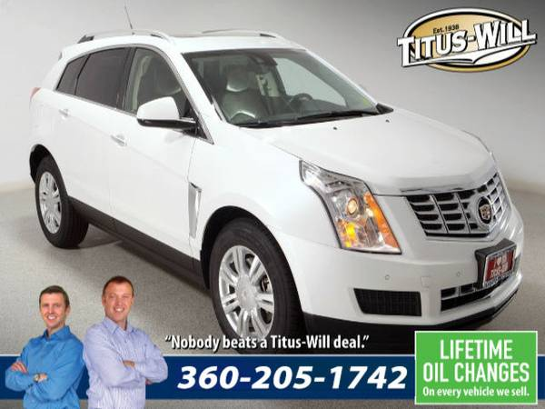Lowest Price Guarantee - 2014 Cadillac SRX Luxury Collection SUV