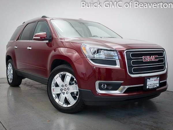 New 2017 *GMC* *ACADIA LIMITED* LIMITED - $4,500 off MSRP!
