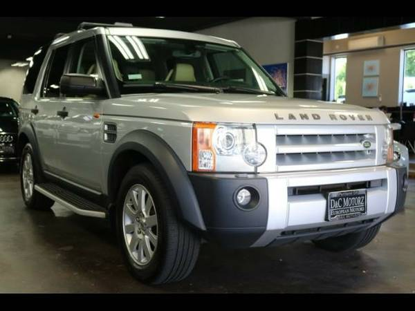 2005 *Land Rover* *LR3* *SE 4x4 7-Passenger Htd Seats Local Rover !*...