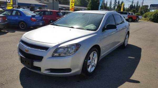 2012 *Chevy Malibu* * Gorgeous Sedan w/ LOW MILES * VERY SHARP *