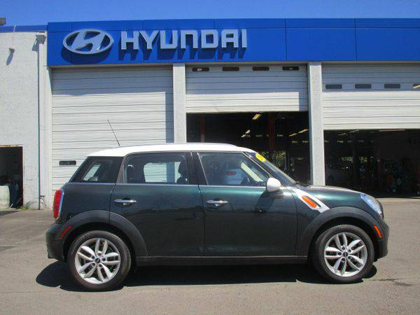 2013 *MINI* *Countryman* -You Make the Drive, We'll make the Deal