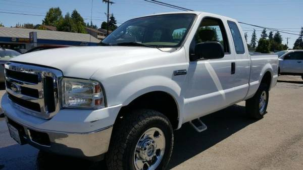 2007 *Ford F250* *SUPER DUTY* / Ext Cab / 4x4 Excellent Runner