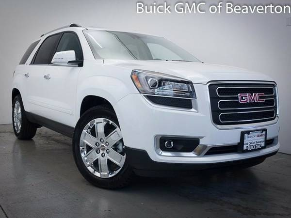 New 2017 *GMC* *ACADIA LIMITED* LIMITED - $7,500 off MSRP!