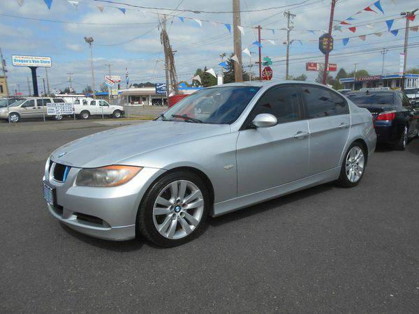 2006 *BMW* *3* *series* 325i