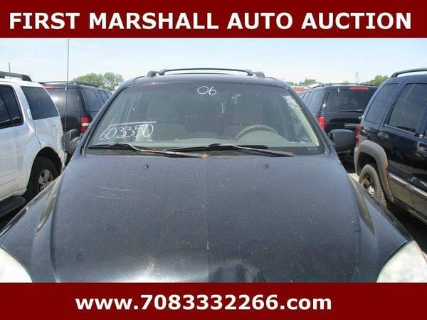 2006 Kia Sorento EX 4dr SUV 4WD - First Marshall Auto Auction