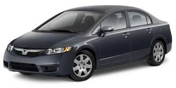 2010 Honda Civic Sdn *81k Miles*