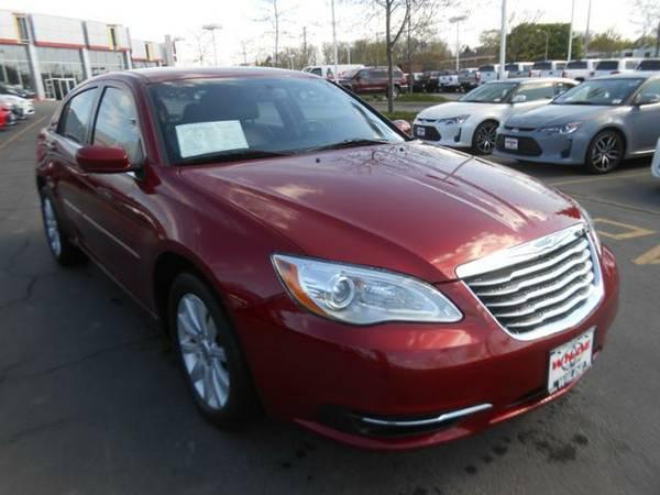 2013 Chrysler 200 *Low Mileage*
