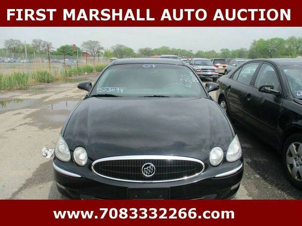 2007 Buick LaCrosse CXL 4dr Sedan - First Marshall Auto Auction