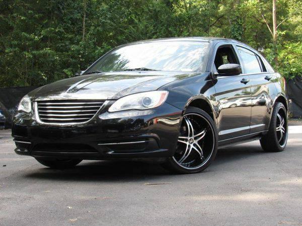 2012 *Chrysler* *200* Touring 4dr Sedan *DOWN PAYMENT AS LOW AS $1000*