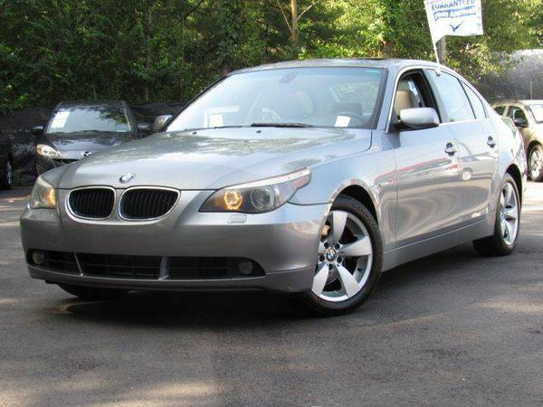 2004 *BMW* *5* *Series* 530i 4dr Sedan *DOWN PAYMENT AS LOW AS $1000*