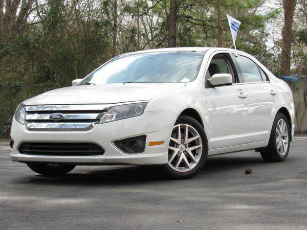 2010 *Ford* *Fusion* SEL 4dr Sedan *DOWN PAYMENT AS LOW AS $1000*