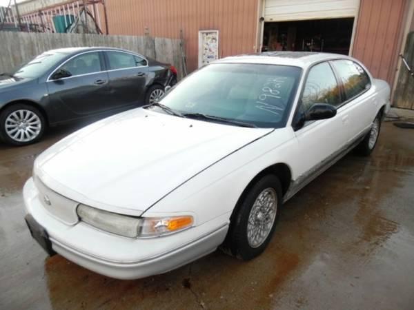 1996 CHRYSLER LHS SEDAN CAR