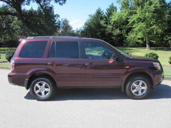 2007 HONDA PILOT EX 4x4 LOCAL 1 OWNER 92K MILES