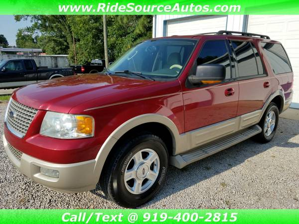 2005 Ford Expedition Eddie Bauer LUXURY Leather, Power 3rd row seating