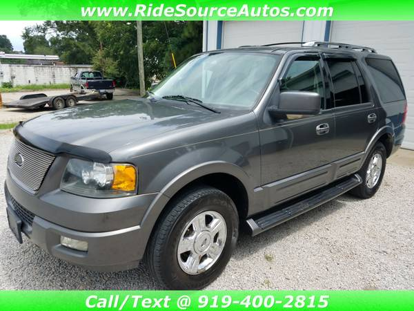 + 2005 Ford Expedition LIMITED w/Leather, Htd Seats, Rear DVD + MORE!!