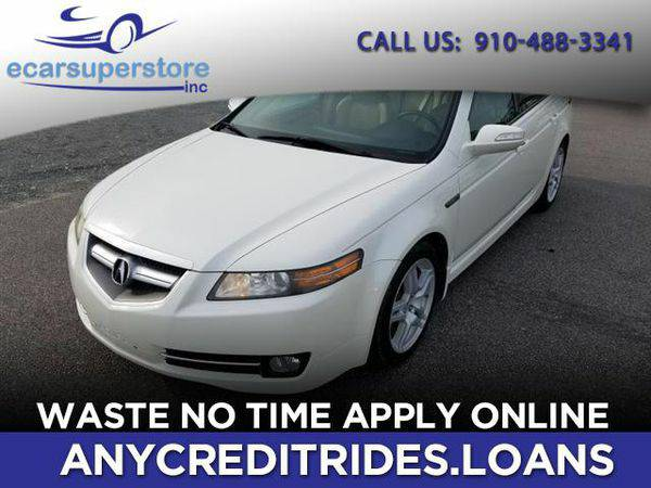 2008 *Acura* *TL* 5-Speed AT with Navigation System You're...