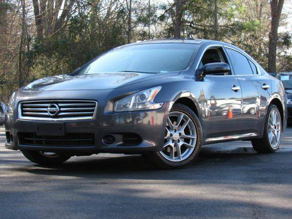 2012 *Nissan* *Maxima* 3.5 S 4dr Sedan *DOWN PAYMENT AS LOW AS $1000*