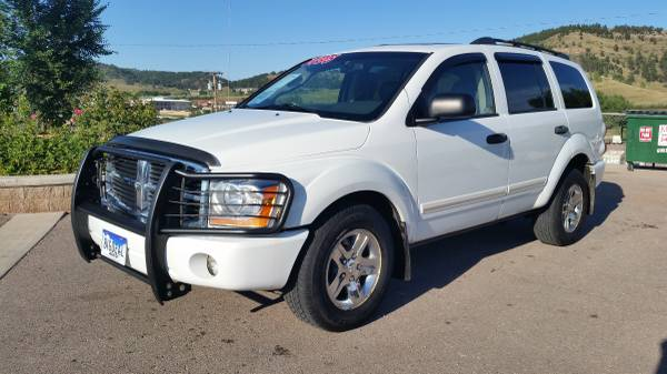 2005 DODGE DURANGO LIMITED HEMI