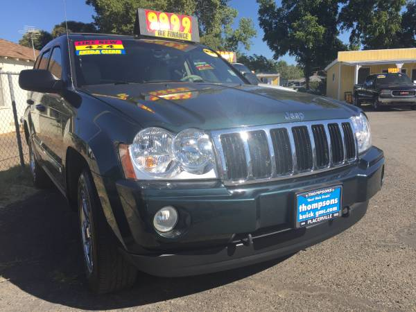 05 Jeep Grand Cherokee **CREDIT YES CASH DEALS YES***