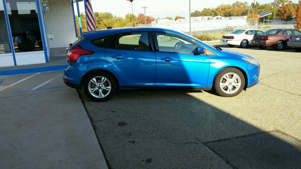 **2012 Ford Focus Se 1 Owner Affordable Auto Sales**