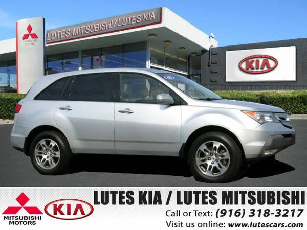 2008 Acura MDX 3.7L Technology Package*Low Miles* SUV
