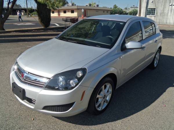 2008 SATURN ASTRA XE HATCHBACK, ONLY 74,000 MILES !