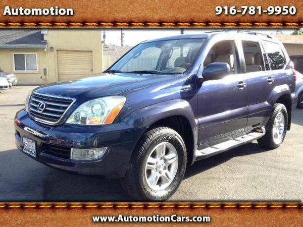 2003 *Lexus* *GX* *470* Sport Utility **Everyone Is Approved**