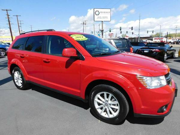 2014 Dodge Journey Red Sweet deal*SPECIAL!!!*
