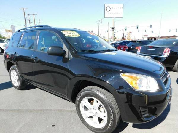 2012 Toyota RAV4 Black Good deal!***BUY IT***