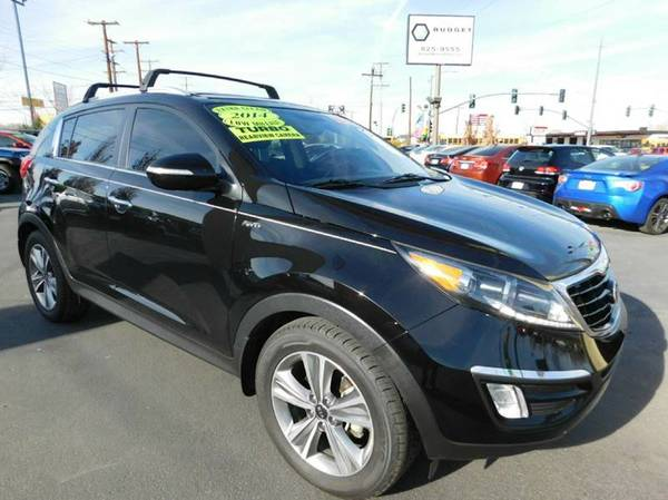 2014 Kia Sportage Black *Priced to Sell Now!!*