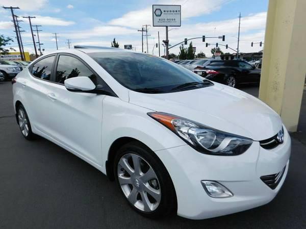 2013 Hyundai Elantra White LOW PRICE - Great Car!